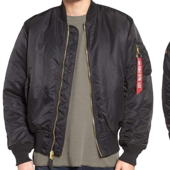 573f1275fbd Alpha Industries Other - Men s bomber jacket